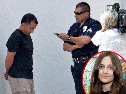 Police, Paparazzi, Paris Jackson