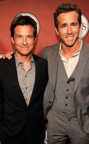 Jason Bateman, Ryan Reynolds