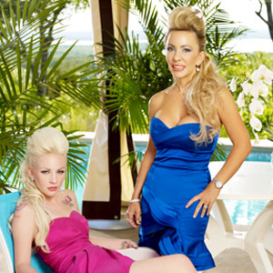 Bonnie Blossman, Whitney Blossman, Big Rich Texas