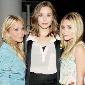 Mary-Kate Olsen, Elizabeth Olsen, Ashley Olsen