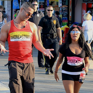 Snooki, The Situation