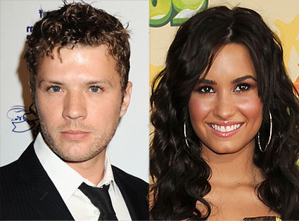 Demi Lovato, Ryan Phillippe