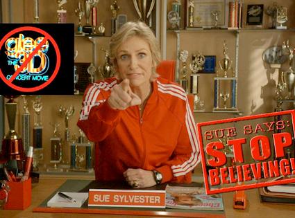Sue Sylvester, Jane Lynch