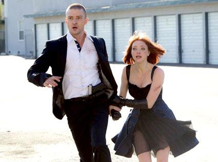 Justin Timberlake, Amanda Seyfried, In Time