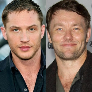 Tom Hardy; Joel Edgerton