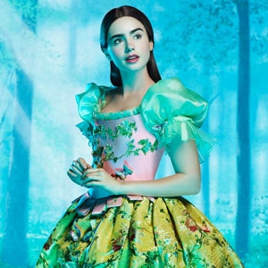 Lily Collins, Snow White