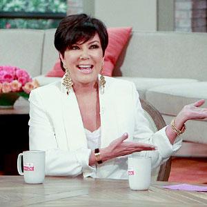 Kris Jenner, The Talk