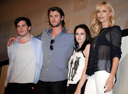 Snow White Cast