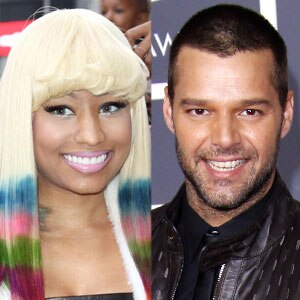 Ricky Martin, Nicki Minaj