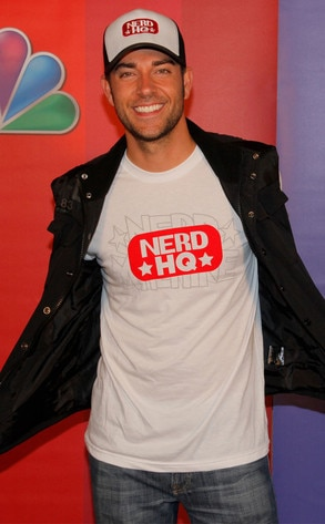 Zachary Levi, Comic-Con