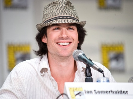 Ian Somerhalder, Comic-Con
