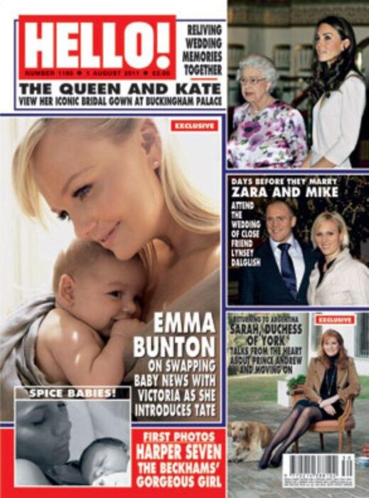 Hello, Emma Bunton