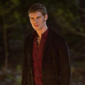 Joseph Morgan, The Vampire Diaries