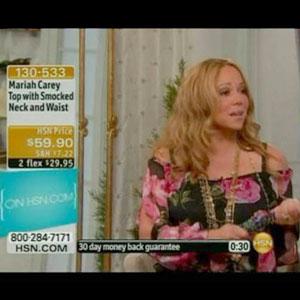 Mariah Carey, HSN