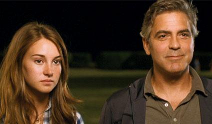 The Descendants, George Clooney, Shailene Woodley, Toronto Film Festival