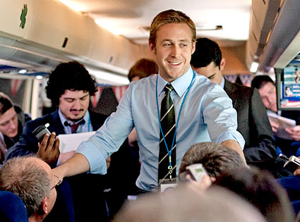 Ides of March, Ryan Gosling, Toronto Film Festival
