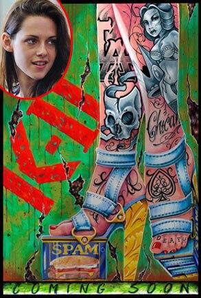 K-11 Poster, Kristen Stewart