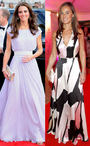 Catherine, Duchess of Cambridge, Kate Middleton, Pippa Middleton
