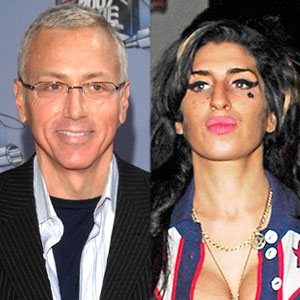 Amy Winehouse, Dr. Drew Pinksy