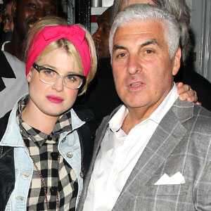 Mitch Winehouse, Kelly Osbourne