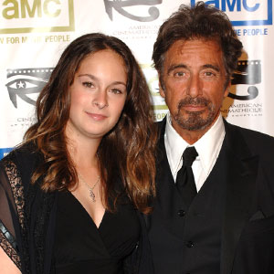 Al Pacino, Julie Pacino