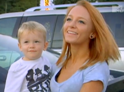 Maci Bookout, Teen Mom 3