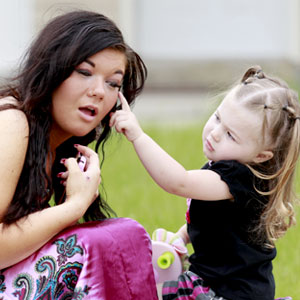 Amber Portwood, Teen Mom