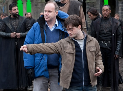 Behind the Scenes, Harry Potter and the Deathly Hallows Part 2, David Yates, Daniel Radcliffe