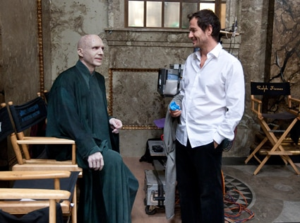 Behind the Scenes, Harry Potter and the Deathly Hallows Part 2, David Heyman, Ralph Fiennes