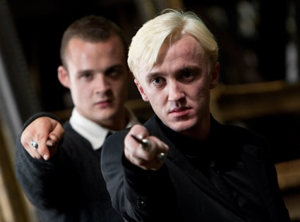 Harry Potter and the Deathly Hallows Part 2, Josh Herdman, Tom Felton