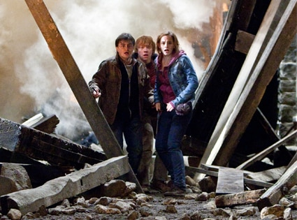 Harry Potter and the Deathly Hallows Part 2, Daniel Radcliffe, Emma Watson, Rupert Grint