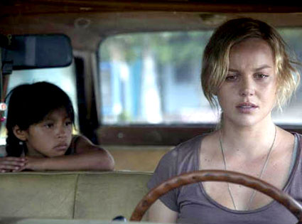 Maritza Santigo, Abbie Cornish, The Girl