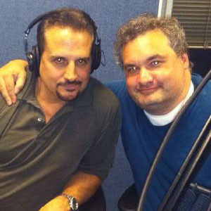 Artie Lange, Nick Di Paolo, Twitter