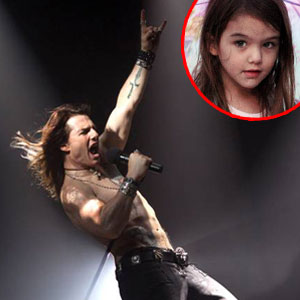 Tom Cruise, Rock of Ages, Suri Cruise