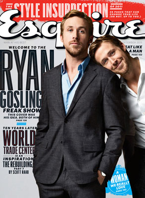 Esquire, Ryan Gosling