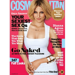 Dianna Agron, Cosmopolitan