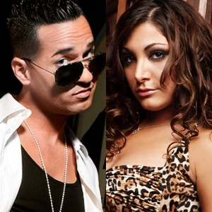 Mike Situation Sorrentino, Deena Nicole Cortese, Jersey Shore