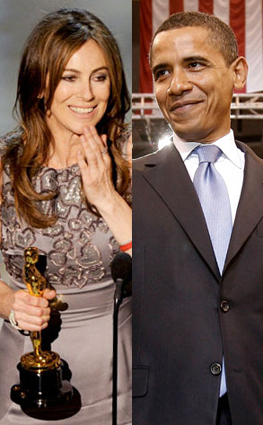 Kathryn Bigelow, Barack Obama