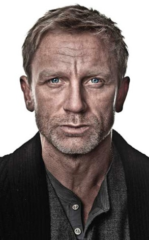 The Girl with the Dragon Tattoo Character Photos, Daniel Craig