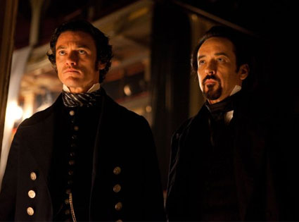 The Raven, John Cusack, Luke Evans