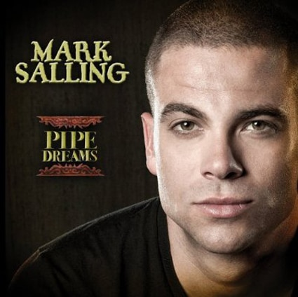 Mark Salling, Pipe Dreams Cover