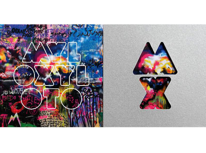 Coldplay, Mylo Xyloto Cover