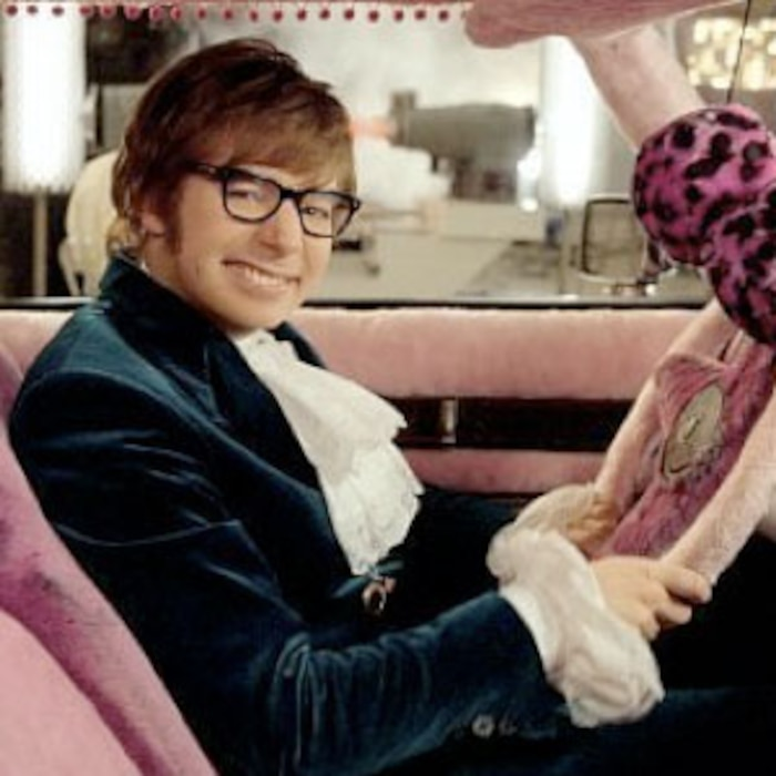 Austin Powers, Mike Myers