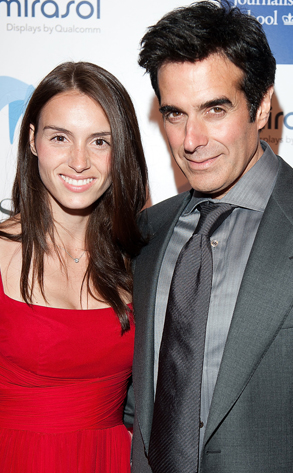 david copperfield engaged to chloe gosselin magician  chloe gosselin david copperfield