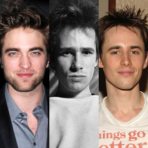 Robert PattinsonJeff Buckley, Reeve Carney