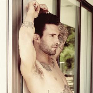 Adam Levine, Out Magazine