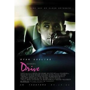 Ryan Gosling, Drive Poster