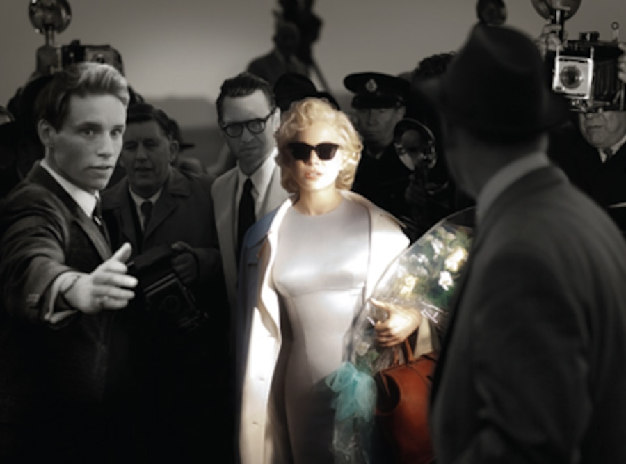 Michelle Williams, My Week with Marilyn