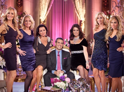 Andy Cohen, The Real Housewives of Beverly HIlls Reunion