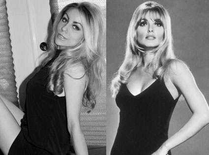Courtney Stodden, Sharon Tate